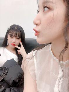 Kpop Girl Groups, Korean Girl Groups, Kpop Girls, The Girl Who, My Girl, Cool Girl, Gyaru Makeup, Hair Makeup, Extended Play
