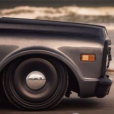 With Steelies (Detroit Steel Wheels) Bagged Trucks, Lowered Trucks, Dodge Trucks, Chevrolet Trucks, 67 72 Chevy Truck, Chevy C10, Detroit Steel Wheels, Obs Truck, Dropped Trucks