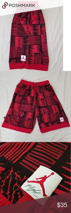 sale retailer 87246 e8a0e Jordan flight retro 4 bred shorts sz M Excellent condition. 9.5 10. Classic