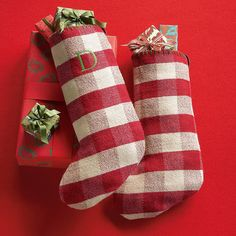 1000 Images About Christmas Stockings On Pinterest