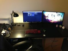 Gaming Computer Desk Cool