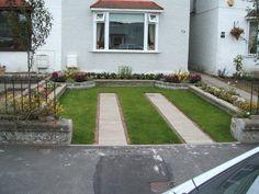 front driveway design ideas uk