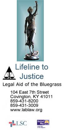 Legal Aid of the Bluegrass