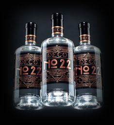 Deco Spirits - the home of Deco A Premium London Dry Gin.