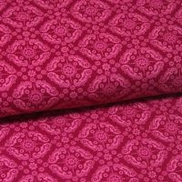 Hilco: Feincord Cold Girlies pink-rot Fabrics, Cold, Pink, First Aid, Tejidos, Cloths, Pink Hair, Roses, Fabric