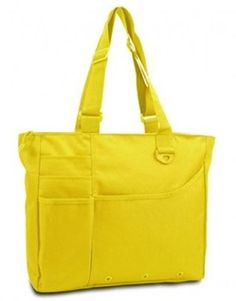 New Trending Tote Bags: The Spoiled Office Multi Pocket Zipper Tote Bag (Bright Yellow) School or Office, Bookbag, College Bag. The Spoiled Office Multi Pocket Zipper Tote Bag (Bright Yellow) School or Office, Bookbag, College Bag   Special Offer: $19.99      166 Reviews This is your everyday, can't live without it, hold and organize it all tote bag. Fill it, stuff it and carry it all. Items other than tote...