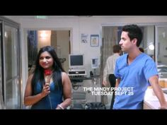 """THE MINDY PROJECT - """"Walk The Line"""" Promo"""