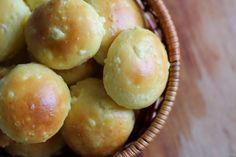 Pitadinha: Pãozinho de ricota sem trigo #SegundaLevinha