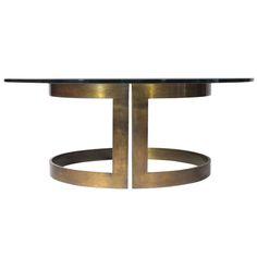 Baughman Bronze Table | 1stdibs.com