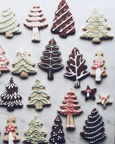 """""""Cookies for Santa and a happy Christmas Eve to all of you!"""" """"Cookies for Santa and a happy Christmas Eve to all of you! Christmas Sweets, Christmas Cooking, Noel Christmas, Christmas Goodies, Christmas Gingerbread, Scandi Christmas, Holiday Cookies, Holiday Treats, Snowflake Cookies"""