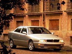 Maserati Quattroporte (1994 – 1998).