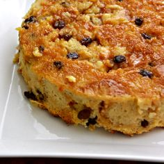 Budin de Pan (Puerto Rican Bread Pudding)