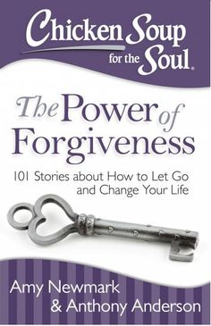 chicken soup for the soul--http://www.talesofarantingginger.com/2015/01/chicken-soup-soul-power-forgiveness-book-giveaway-uscan-3-winners.html