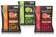 Review: Bare Fruit Crunchy Apple Chips. These are a healthy and naturally gluten-free snack our whole family loved!
