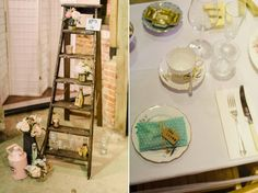 Rustic vintage styling  | Photography by http://www.fayecornhillphotography.co.uk/