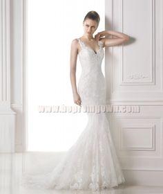 Mermaid Wedding Dresses 2015 Pronovias Style MARTE [Pronovias MARTE]