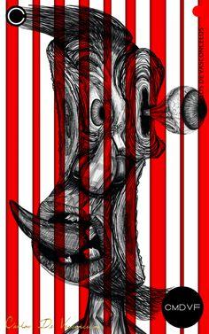 🔴SMBN 0002 - Dibujo Digital. 2016 🔺  #CarlosDeVasconcelos #CMDVF #Ilustración #ArteDigital #Diseño #Arte #Artista #BlancoyNegro #Dibujo / #Illustration #DigitalArt #Design #Art #ArtWork #Artist #BlackAndWhite #bw #bnw #Desenho #Drawing Abstract, Drawings, Illustration, Artwork, Digital Art, Black And White, Artists, Summary, Work Of Art