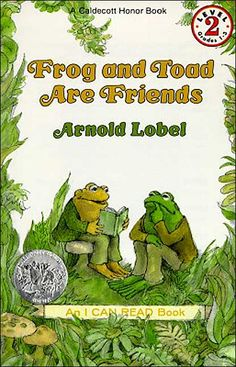 Five tales about the adventures of two best friends. Our copies are tattered and worn. Good for early readers.