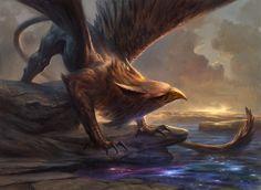 Griffin Dreamfinder Artist: Adam Paquette