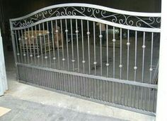 Marquez Iron Works - since the best value in Orange County, CA for ornamental wrought iron. Browse our photo gallery of iron driveway gates.