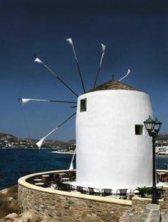 PAROS GREEK ISLAND