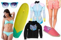 What to wear: surfer style in Santa Cruz