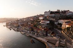 Porto, Portugal, my college stomping grounds, and still one of my favorite places in the world