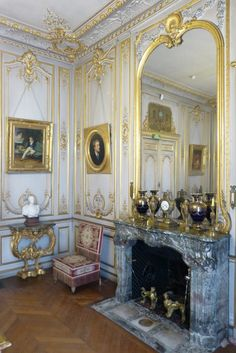 Château Chantilly, Private Suites of the Duke and Duchess of Aumale | France, incl Loire - Jun 2015 Album