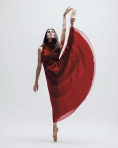 #Elegant #Portrait #BalletDancer #KarolinaKuras #photo #dance #red #ballet Ballet Photography, Dance Photos, Ballet Dancers, Filmmaking, Pin Up, Hollywood, Black And White, Photo And Video, Elegant