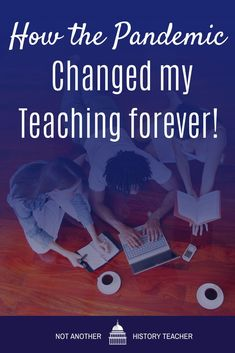 This is a postive blog post about how the pandemic made me a better teacher.  Read to learn positive takeaways from Covid teaching! #teacherlife #teacher #secondaryteacher #distancelearning