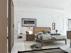#letto in legno collezione Medea | gruppotomasella.it