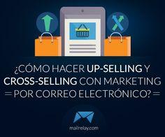 ¿Cómo hacer Up-selling y Cross-selling con marketing por correo electrónico?