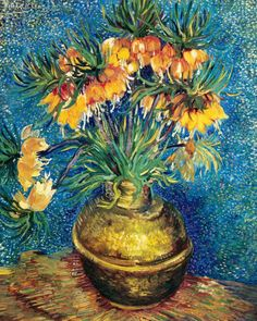 Van Gogh's Lesser-known Blooms and Blossoms - Get Inspired
