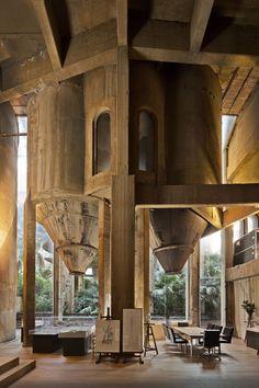 La Fàbrica © Courtesy of Ricardo Bofill Taller de Arquitectura