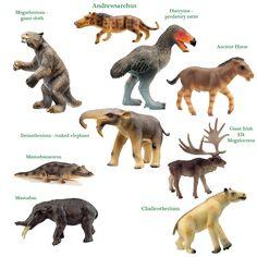 Bullyland Prehistoric Animal Models