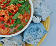 Wild Georgia shrimp and fresh vegetables are flavored with cajun spices for a dish that is pure Georgia coast.  http://stalkerville.net/ #paleo