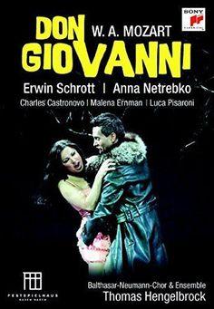 Mozart: Don Giovanni - BLU-RAY NEUF