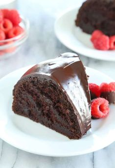 This crazy cake is a gluten free chocolate cake made with no eggs, no butter and no chopped chocolate—but it's still super moist and tender. Find out just how this simple cake is done! http://glutenfreeonashoestring.com/crazy-cake-gluten-free-chocolate-cake/