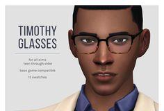 Lana CC Finds - femmeonamissionsims: Timothy Glasses & Sunglasses ...