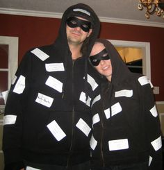 my wifes muffin halloween tricks treats couples costumes