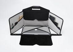 La Fonction no.1 | foldout case w/ compartments