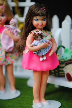 1965 Tutti & Ethel Hicks doll by bellasdolls, via Flickr