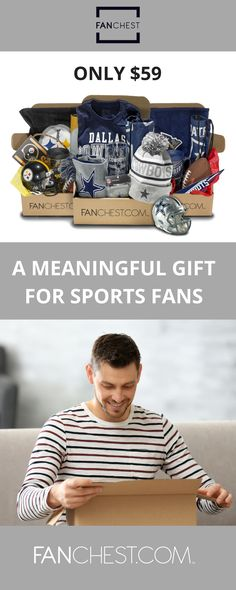 Baby Gift Box, Baby Gifts, Dallas Cowboys Gifts, Gifts For Sports Fans,