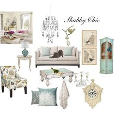 Chic Living Room Created By Stes Shabby Chic Home Decor Design