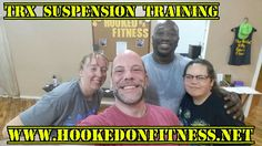 Another #TRX class complete! Welcome to our newest #TRX #MissFit Jessica!  #HookedOnFitness #GroupFitness #PhillyPersonalTrainer #BestInPhilly www.hookedonfitness.net
