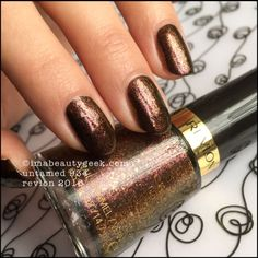 i just bought it,trying it on soon..revlon untamed nail polish | Revlon 2016 Nail Polish Swatches and Review - Beautygeeks