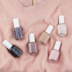 Introducing the new cashmere matte collection - for nails that appreciate the finer things.