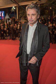Jean Michel JARRE - festival de Cannes 2016