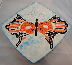 butterfly handprint