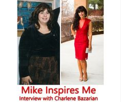 Charlene Bazarian of FBJFit Podcast interview with Mike Harrington of Mike Inspires Me. See what two people who lost a combined 300 pounds chat about! Weight Loss Success Stories, Success Story, Oxygen Magazine, 200 Pounds, Weight Loss Inspiration, Inspire Me, Interview, Articles, Lost